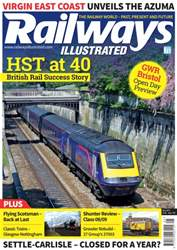 Railways Illustrated issue May 2016