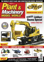 Plant & Machinery Model World issue Spring 16