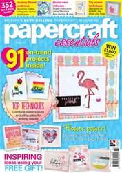 Papercraft Essentials issue 132