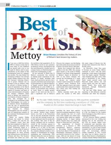 Collectors Gazette Preview 22