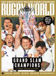 Rugby World issue May 2016