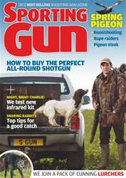 Sporting Gun issue May 2016