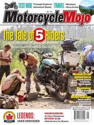 Motorcycle Mojo issue May 2016