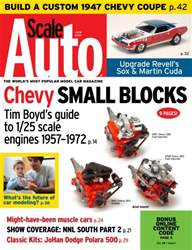 Scale Auto issue June 2016