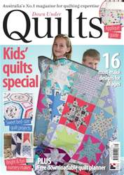 Down Under Quilts issue 175