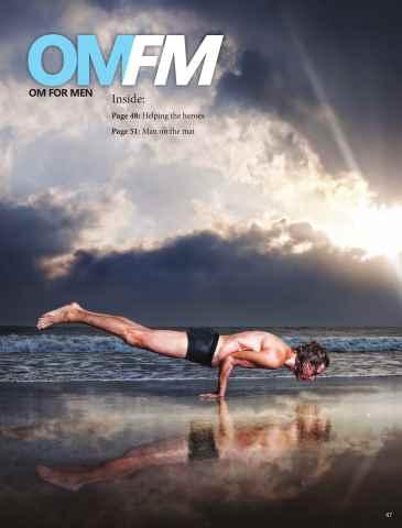 OM Yoga UK Magazine Preview 47