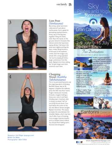 OM Yoga UK Magazine Preview 101