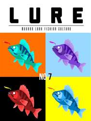 LURE Magazine issue LURE 07 : April 16