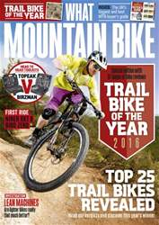 What Mountain Bike issue May 2016