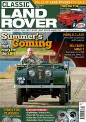 Classic Land Rover Magazine issue May 2016