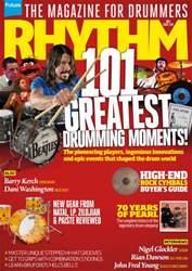 Rhythm issue May 2016