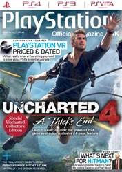 Playstation Official Magazine (UK Edition) issue May 2016