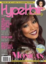 Hype Hair issue April/May 2016