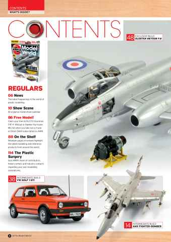 Airfix Model World Preview 4