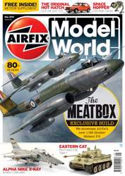 Airfix Model World issue May 2016