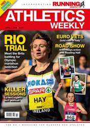 Athletics Weekly issue 07/04/2016
