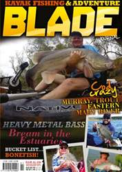 Blade Kayak Fishing Journal issue Blade Kayak Fishing Journal