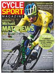 Cycle Sport issue June 2016
