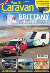 Practical Caravan issue June 2016