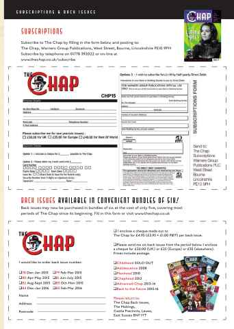 The Chap Preview 5