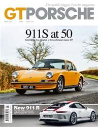 GT Porsche issue May 2016