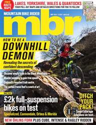Mountain Bike Rider issue May 2016