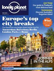 Lonely Planet Traveller (UK) issue May 2016