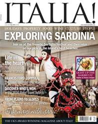 Italia! issue May-16