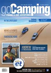Go Camping Australia issue Issue 102 (April 2016 - May 2016)