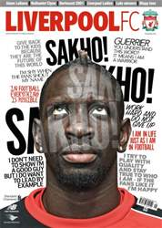 Liverpool FC Magazine issue May-16