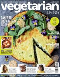 Vegetarian Living issue May-16