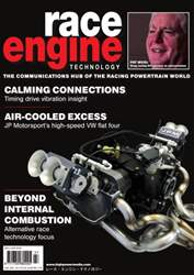 Race Engine Technology issue 91 Dec-Jan 2016