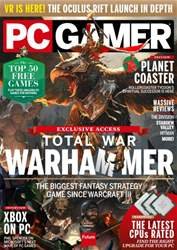 PC Gamer (UK Edition) issue May 2016
