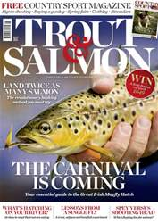 Trout & Salmon issue May 2016