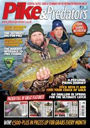Pike & Predators issue 222