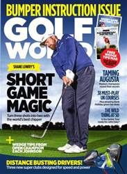 Golf World issue June 2016