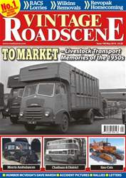 Vintage Roadscene issue No. 198 To Market