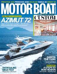 Motorboat & Yachting issue May 2016
