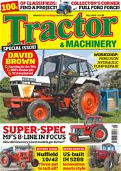Tractor & Machinery issue Vol. 22 No. 7 Super-Spec