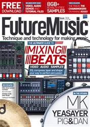 Future Music issue May 2016