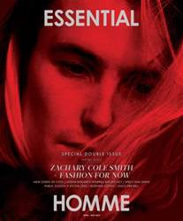 Essential Homme issue April-May 2016