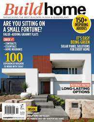 Build Home issue Mar Issue#22.3