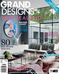 Grand Designs NZ issue Issue 2.2 2016