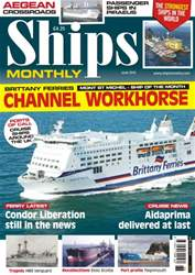 Ships Monthly issue No. 618 Channel Workhorse