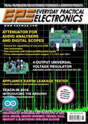 Everyday Practical Electronics issue May-16