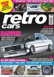 Retro Cars issue No. 96 Dapper