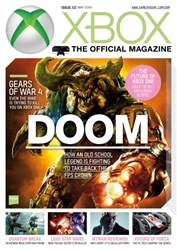 Official Xbox Magazine (UK Edition) issue May 2016