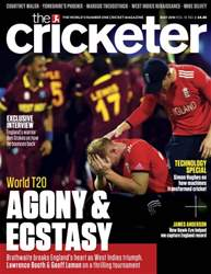 The Cricketer Magazine issue May issue