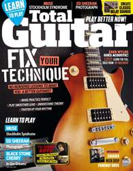 Total Guitar issue May 2016
