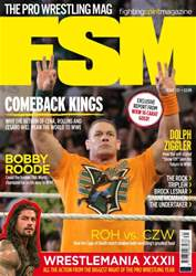 Fighting Spirit Magazine issue Issue 131